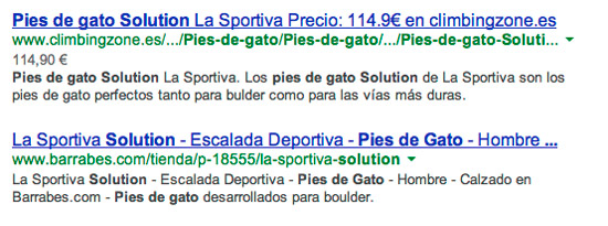 comparativa climbingzone.es